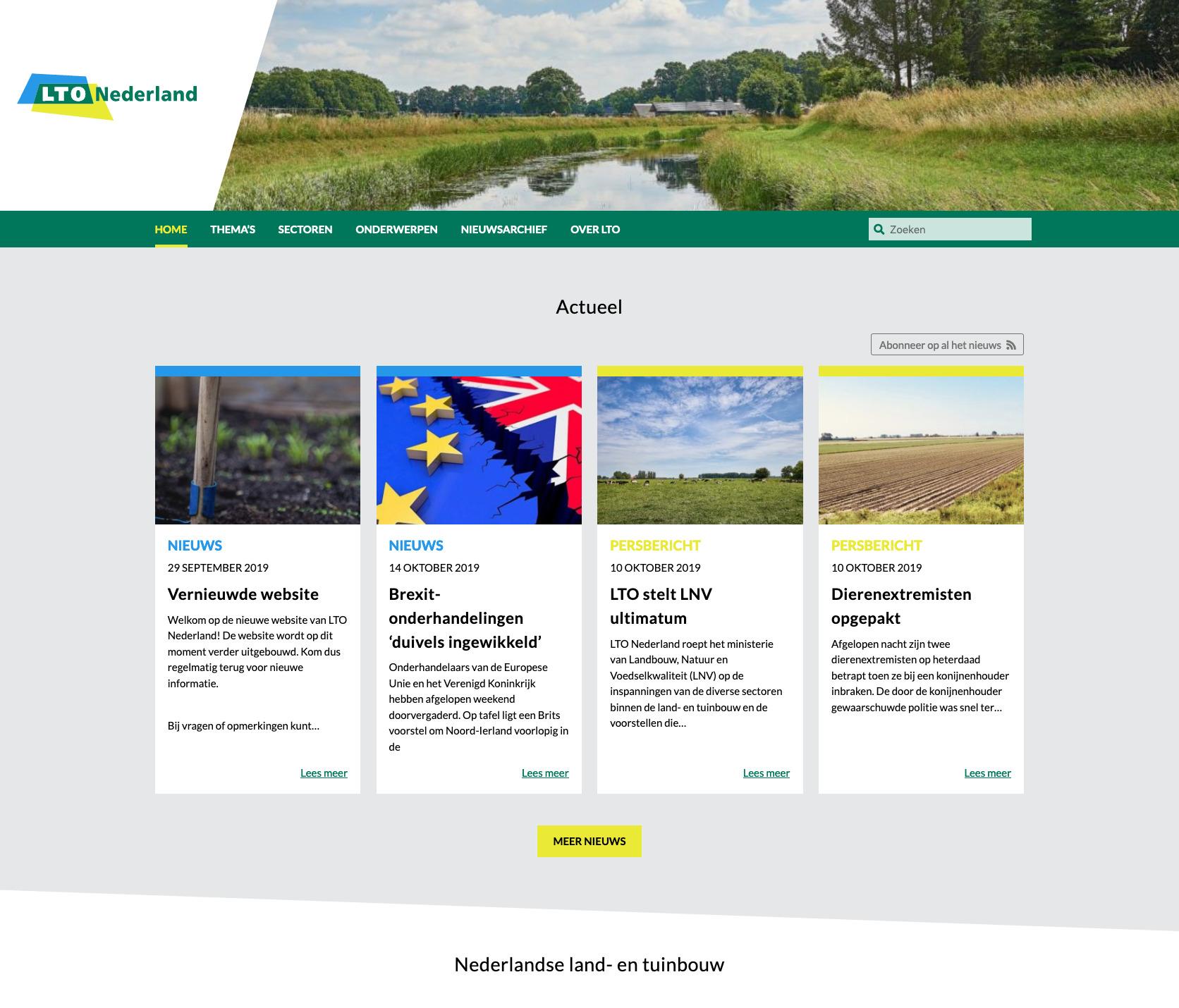 LTO Nederland